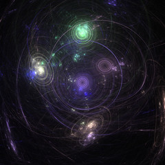 Abstract Art Universe