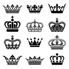 Vector Crown Set