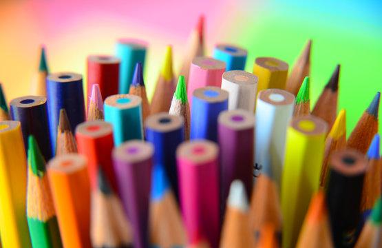 Crayons en vrac