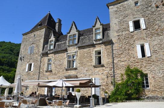 Château du Gibanel, Argentat