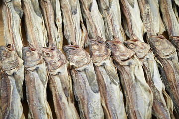Cod stockfish