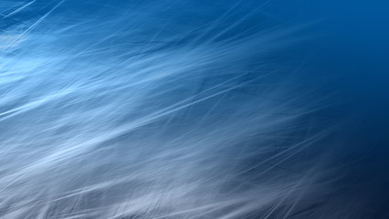 Abstract Soft Blue