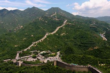 Badaling: la grande muraglia cinese