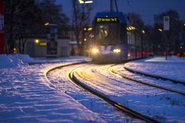 Straßbenbahn - Tram