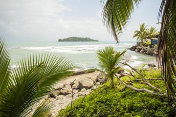 Port Limon Costa Rica