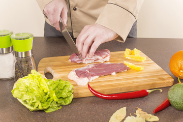 cook duck breast cuts the