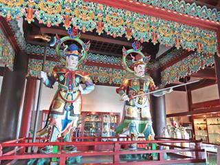 buddhism  statue  temple China