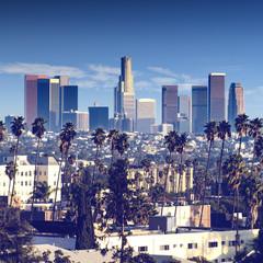 Papiers peints Los Angeles City of Los Angeles, california