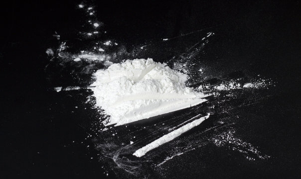 cocaine heap