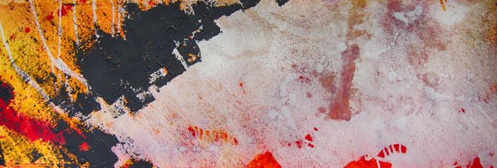 Abstrakte Kunst Gemälde Ölgemälde Kunstdruck artprint