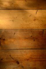 Sunlight on old wood