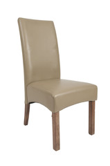 Beige Dining Table Chair