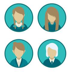 icons women