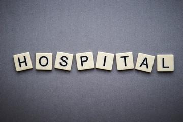 HOSPITAL word