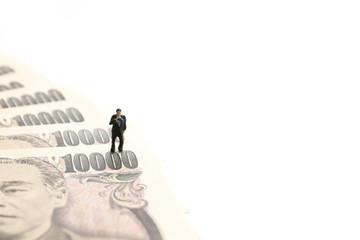 お金と小人