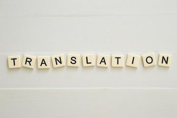TRANSLATION word