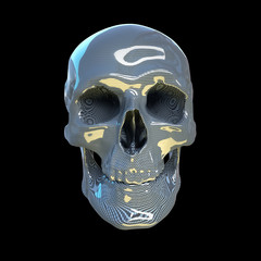 carbon scull