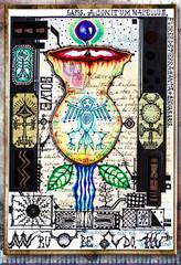 Canvas Prints Imagination Macic potion-alchemy series
