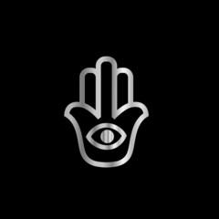 Fatima's Hand- Khamsa symbol religion