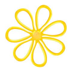 Gel flower icon.