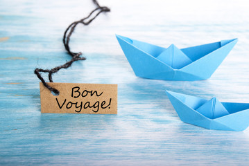 Bon Voyage Tag