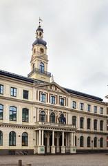 Town hall, Riga