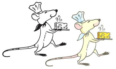 rat cook