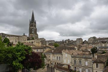 Saint Emilion - Bordeaux countryside