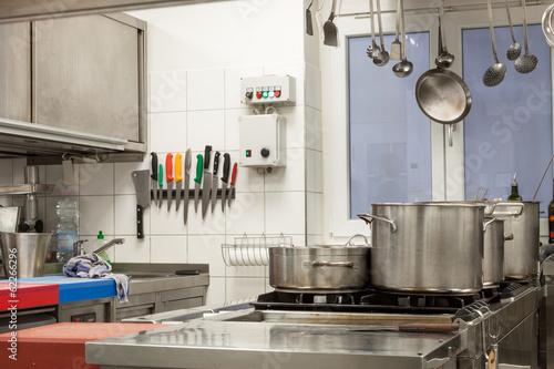 restaurant k che innen kochen kochfeld einrichtung stock photo and royalty free images on. Black Bedroom Furniture Sets. Home Design Ideas