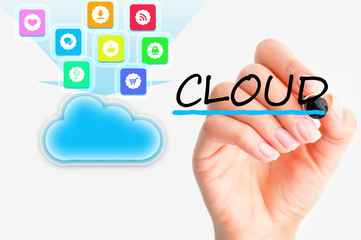 cloud computing apps and solutions