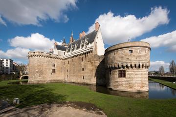 Nantes /Chateau des Ducs de Bretagne Fotomurales