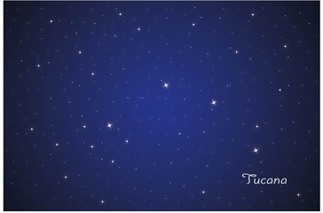 Constellation  Tucana