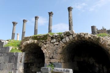 古代都市ウムカイス遺跡