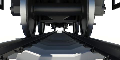 Wheel Of Train