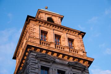 Old Town Hall of Nuremburg, Germany