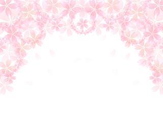 桜 春 背景