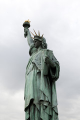 Statue of Liberty at Odaiba,Japan