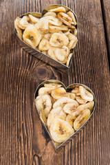 Fresh dried Banana Chips