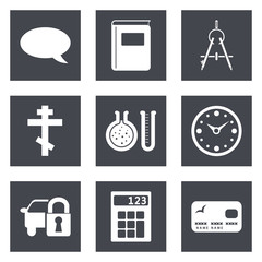 Icons for Web Design set 15
