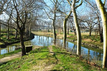 Canal du Midi, Seuil de Naurouze