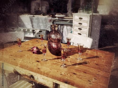Alte küchenmöbel  Alte Küchenmöbel: Nostalgie Shabby Chic