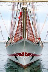 Schooner barque ship