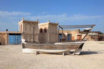Arad Fort in Muharraq. Bahrain, Middle East
