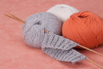 Knitting Craft Kit. Hobby Accessories
