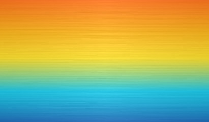 Abstract colorful background - sunset sea