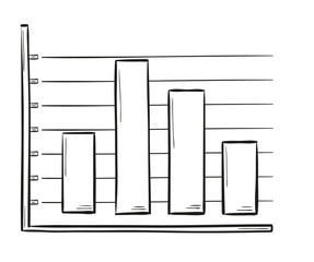 sketch of the bar chart