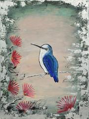 Kolibri Gemälde