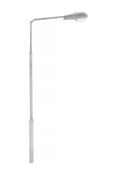 Light pole isolated