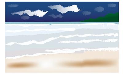 the sea design