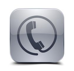 Wire phone button